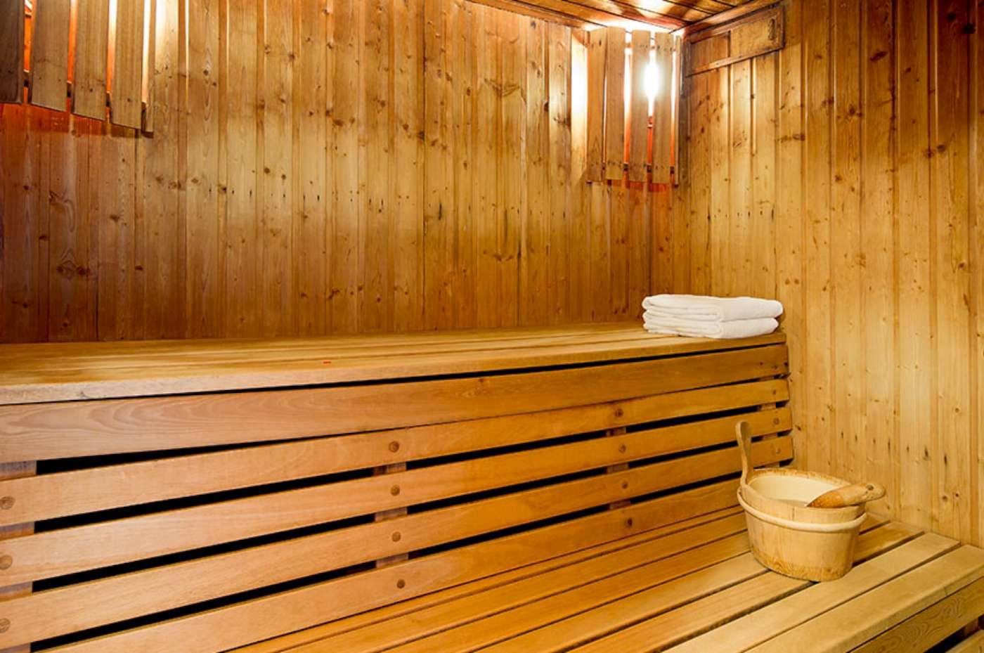 Hermine Blanche-Sauna