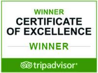 Trip Advisor Winner