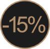 Réservez maintenant pour 15% de réduction!