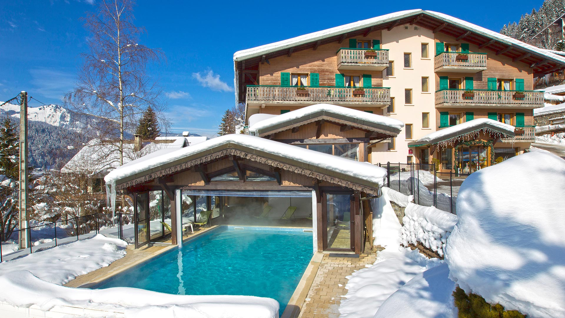 Hotel Hermine Blanche
